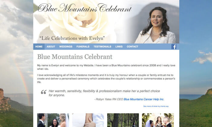 Web Design Blue Mountains